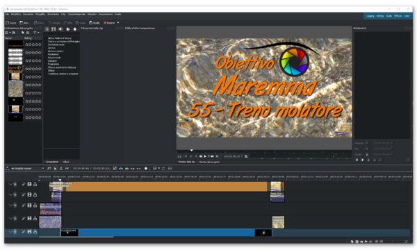 Kdenlive  (video editor)