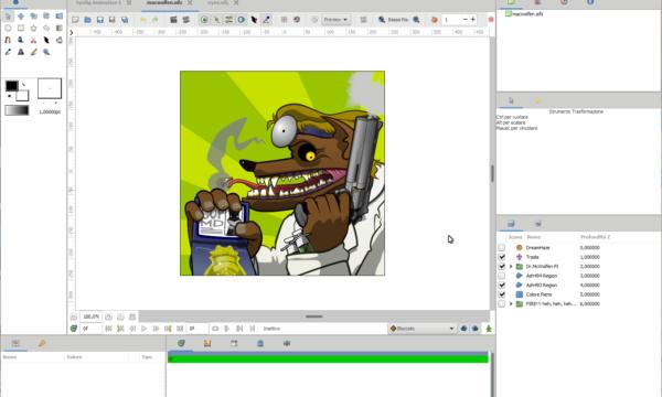 Synfig Studio (animazione 2D)
